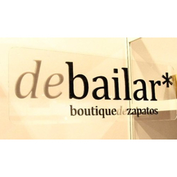 debailar* - boutique de zapatos logo