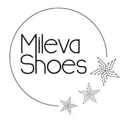 Mileva Tango shoes logo