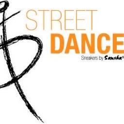 Street Dance Argentina - Sansha logo