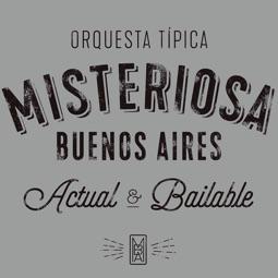 Orquesta Típica Misteriosa Buenos Aires logo