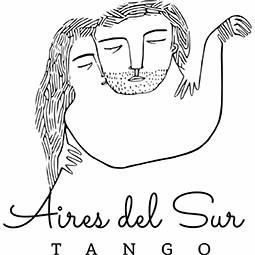 Aires del Sur Tango logo