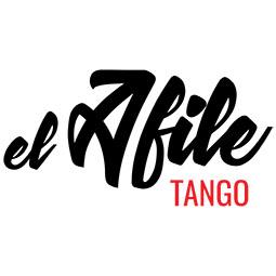 El Afile Tango logo