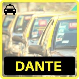 Dante's Airport Transfers logo