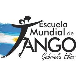 Escuela Mundial de Tango GE logo