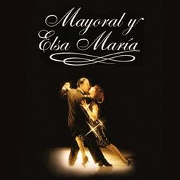 Academia de Tango Mayoral y Elsa María logo