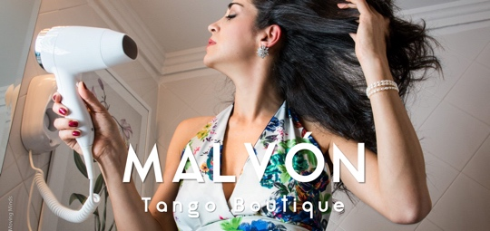 Malvón Tango Boutique logo